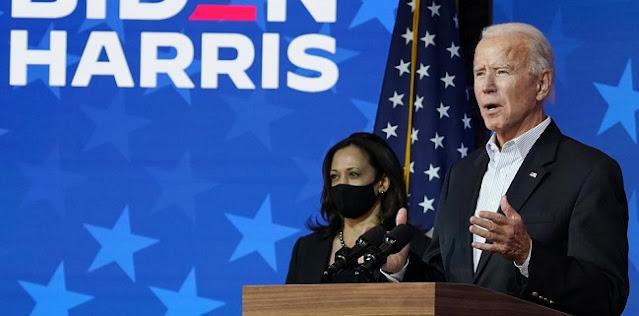 Biden-Harris Bersiap Rilis Tim Transisi Kepresidenan Dan Rombak Satgas Penanganan Covid-19 Gedung Putih