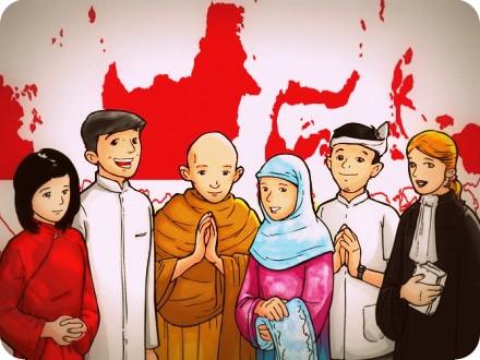 Sikap Toleransi Umat Beragama Ciptakan Kedamaian