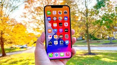 يعرض 120Hz ProMotion لجهاز iPhone 13