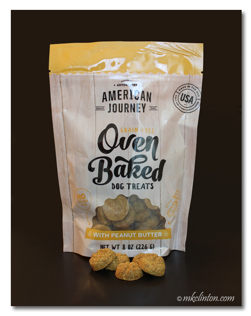 American Journey Grain-Free Peanut Butter Dog Treats