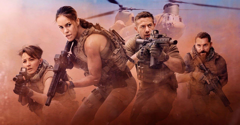 Sétima e última temporada de 'STRIKE BACK' estreia em fevereiro na HBO XTREME