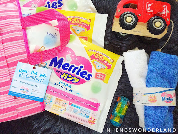 Comfort Fit For Your Baby With Merries Pants Diaper