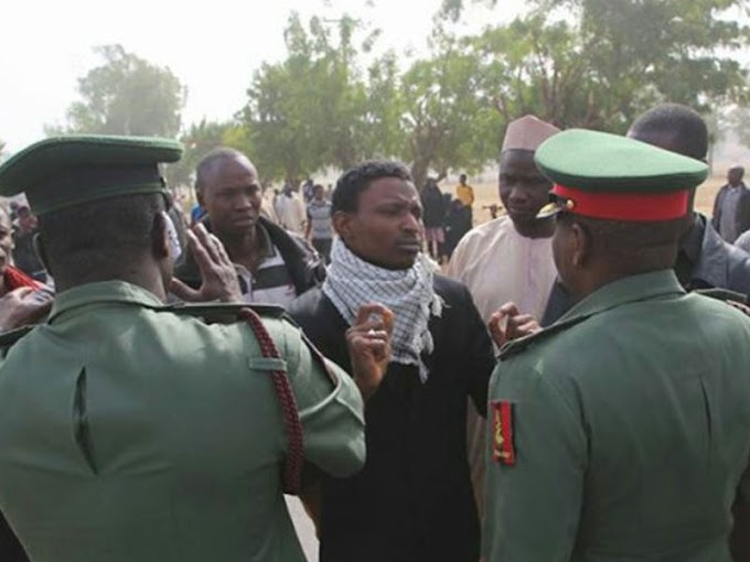 Don't Cross the Line, Military Warns Shiites in FCT