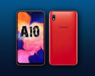 Cara Mengatasi Lupa pola Samsung Galaxy A10