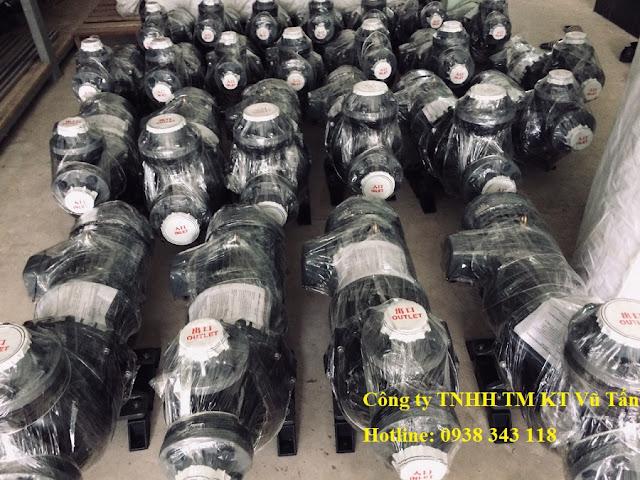 Máy bơm axit H2SO4 98%, bơm axit HCl 32%.