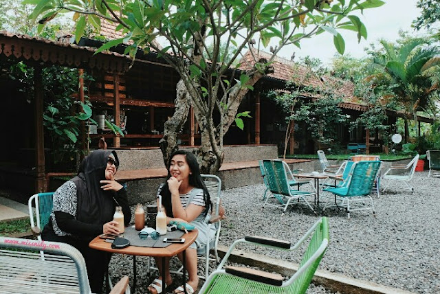 recommended coffee shop in jogja