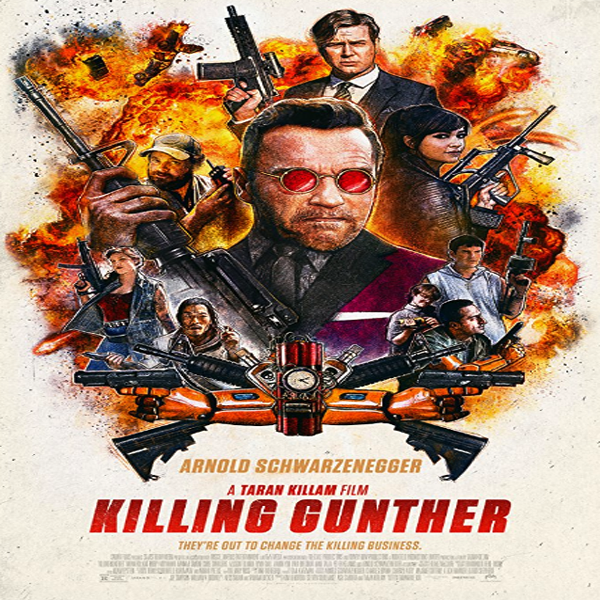 Killing Gunther, Killing Gunther Synopsis, Killing Gunther Trailer, Killing Gunther Review, Poster Killing Gunther