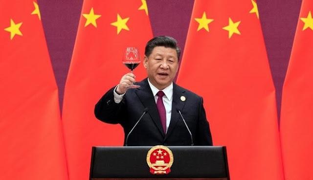 Presiden Xi Jinping: Tidak Ada Kekuatan yang Bisa Hentikan China