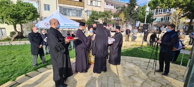 Τρισάγιο για τον μακαριστό Μητροπολίτη Λαγκαδά τέλεσε ο Οικουμενικός Πατριάρχης Βαρθολομαίος | orthodoxia.online | Οικουμενικός Πατριάρχης Βαρθολομαίος | εκκλησια | ΕΚΚΛΗΣΙΑ | orthodoxia.online