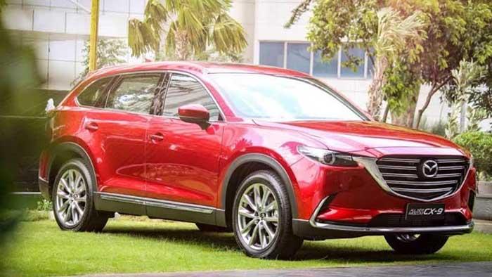 Harga Mazda CX 9 Masih Di Atas SUV Jepang Lainnya