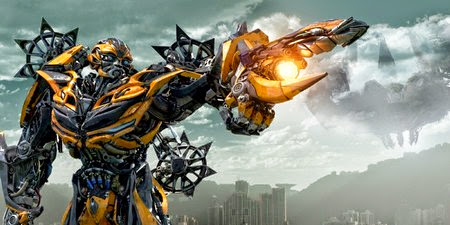 Optimus Prime and Bumblebee Prepare for Battle in New 'Transformers 4' Images - Watch Online Media