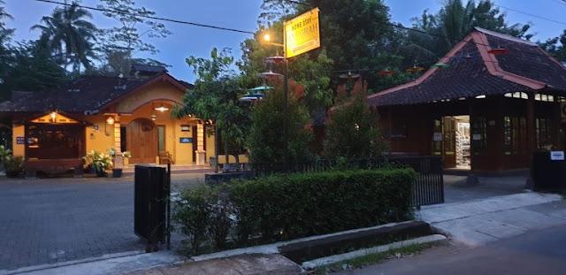 homestay anugrah borobudur hotel murah di jogja dekat candi bisa jalan kaki nurul sufitri travel lifestyle blogger review