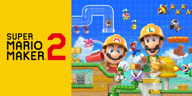 Super Mario Maker 2, Super Mario Maker, old game, Mario worlds, latest gmaing news, video games news, Super Mario Land game, Nintendo Switch,