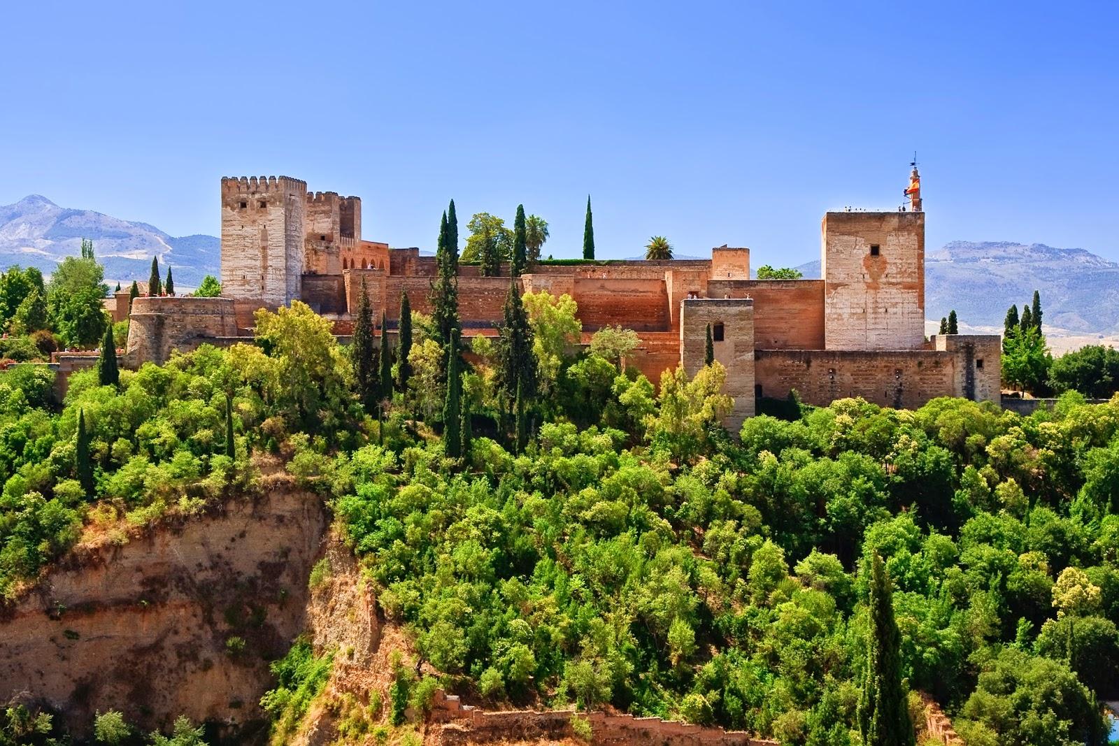 Unusual Historicals: The Moorish Loss of Muslim Granada in 1492