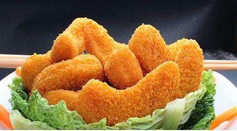 Nugget ikan tenggiri spesial