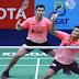 Hasil Thailand Masters 2020 Super 300 Ganda Putra Babak 1