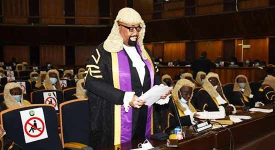 NBA President, Akpata, Congratulates New Supreme Court Justices And SANs, Calls For Review Of Remuneration of Young Lawyers