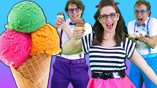 ice cream song for speech therapy