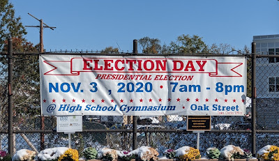 Franklin voters: Election Day is here