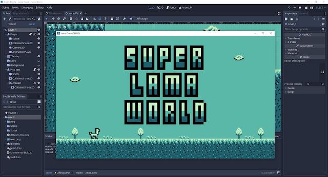 Super Lama World