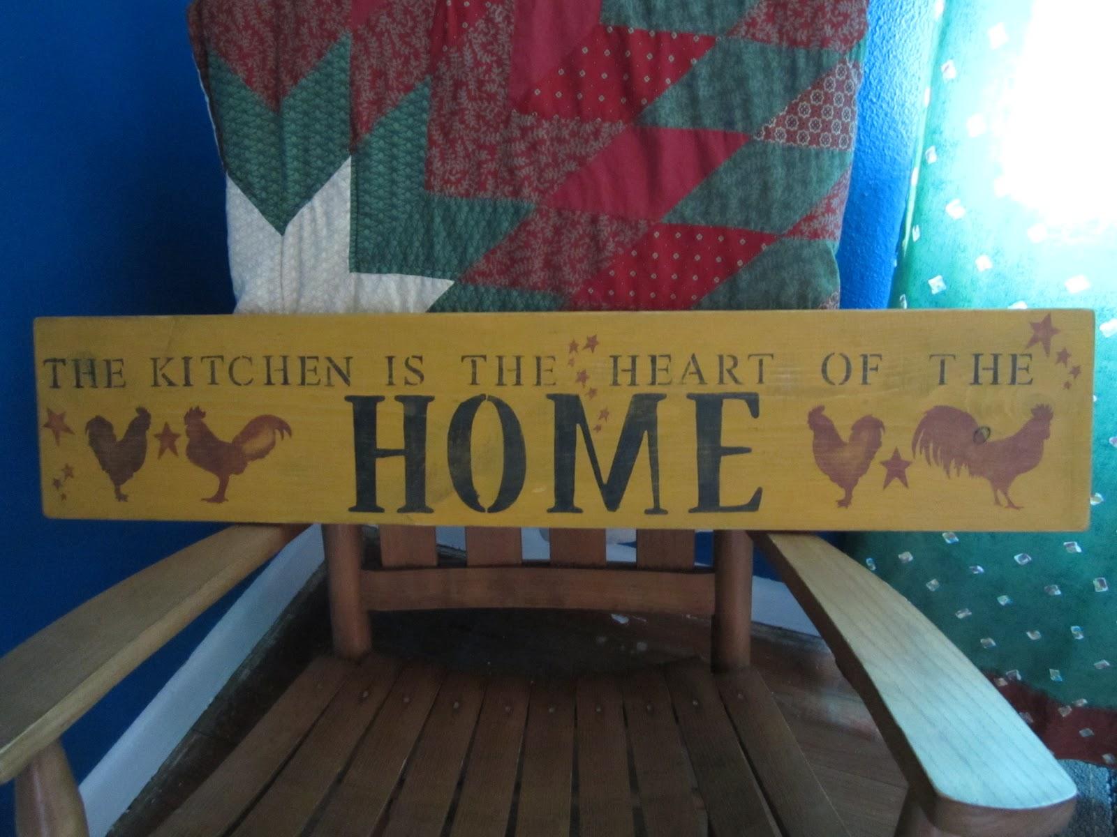 Diy Mom Homemade Primitive Wood Signs