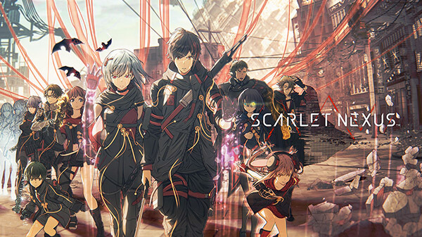 Scarlet Nexus Announces Release Date for Game and Anime Project