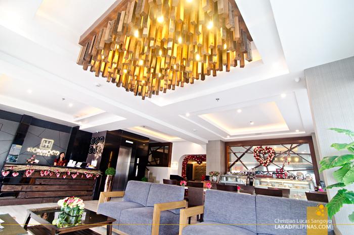 Ironwood Hotel Tacloban Lobby