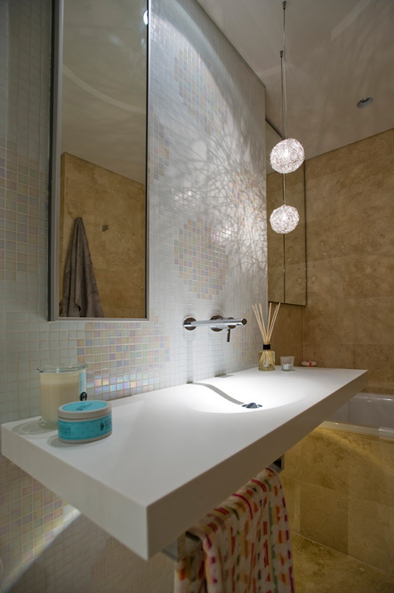 Themes For Baby Room Small Bathroom That Packs A Lot Of