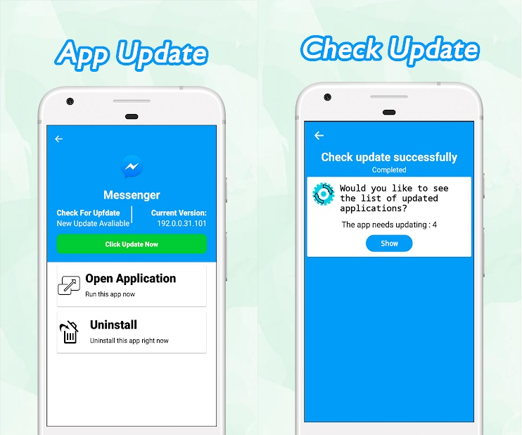 Software Update Checker