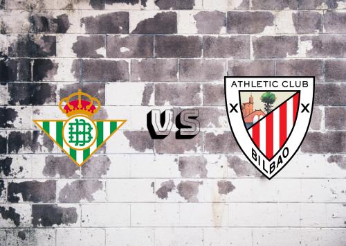 Real Betis vs Athletic Club  Resumen