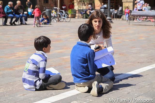 Costa Daurada con niños