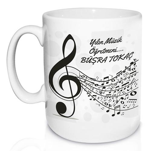 müzik öğretmenine hediye