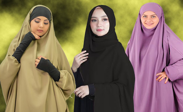 Fenomena Wanita Muslim Memakai Jilbab (Jilbab, Kerudung, Cadar, Niqob)
