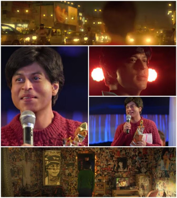 FAN Movie Trailer, Teaser Video | Shahrukh Khan 2016