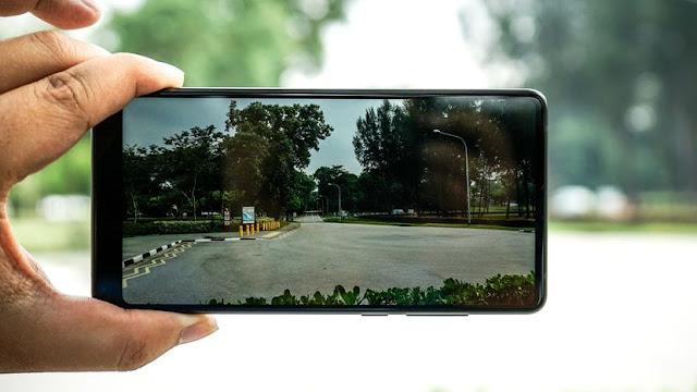 Camera Xiaomi Mi Mix 2