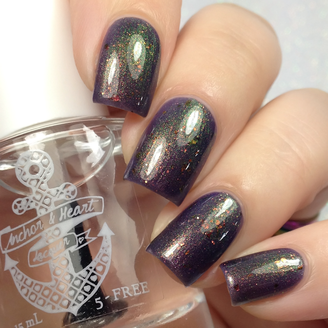 Anchor & Heart Lacquer-Ferry Fast Dry Top Coat