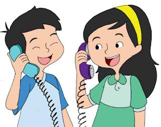 berkomunikasi dengan telepon www.simplenews.me