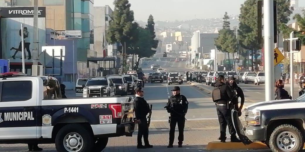 """Resguardada fiscalía de Tijuana, por captura de Octavio """"El Chapo"""" Leal"""