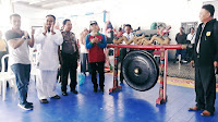 Digelar Turnamen Karate Memperebutkan Piala Amura Ulet Jaya Cup
