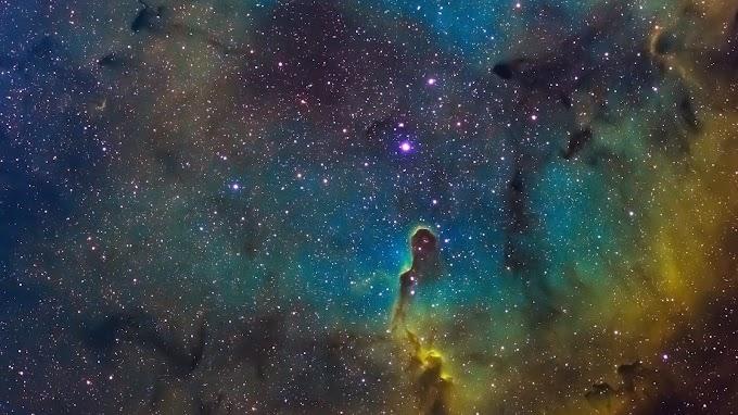 Nebulosa, Estrelas, Cosmos, Espaço