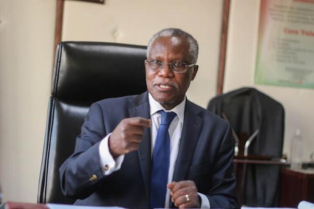 NCIC chairman Dr Samuel Kobia
