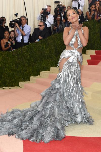 MET Gala 2016: Rita Ora