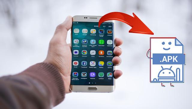 إستخراج  نسخ Apk لأي تطبيق مثبت على هاتفك بسهولة  2020