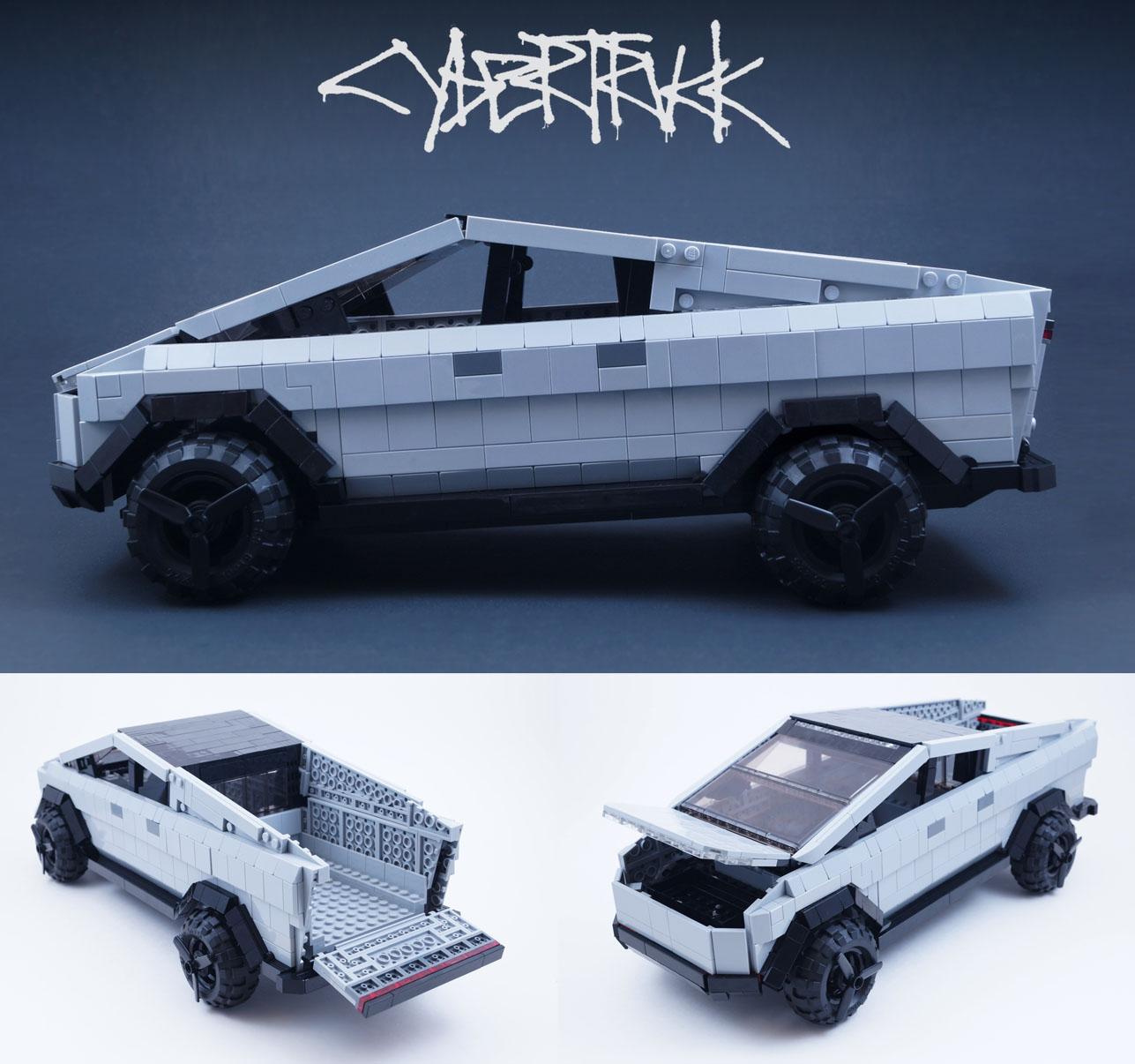 テスラ・サイバートラック:Tesla Cybertruck