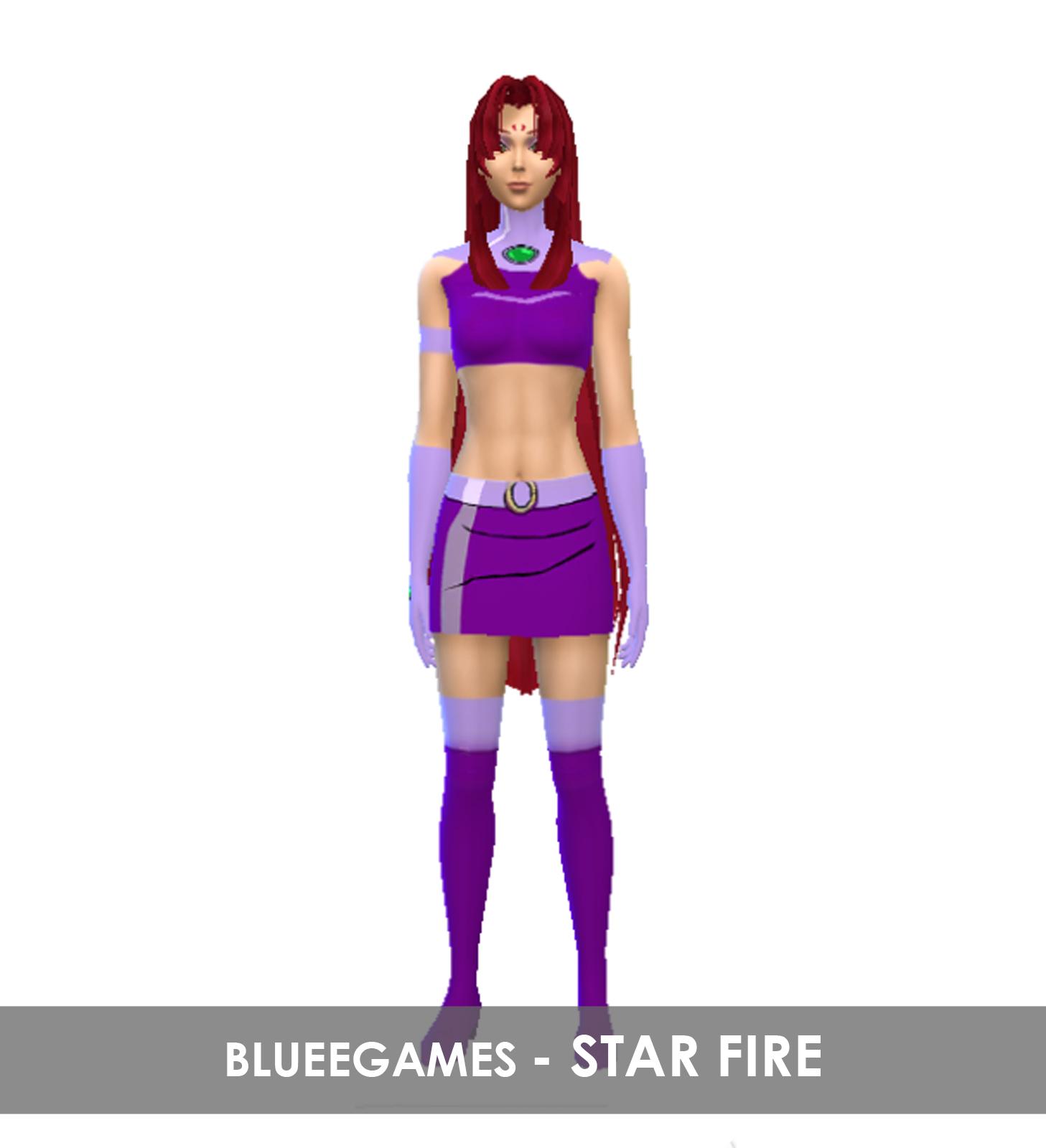 Teen Titans Star