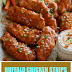 Buffalo Chicken Strips (Gluten Free & Whole30)