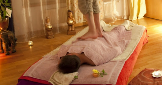 What Does A Massage Feel Like? | Dream Spa - Satwa in Dubai | ☎ 00971509529858