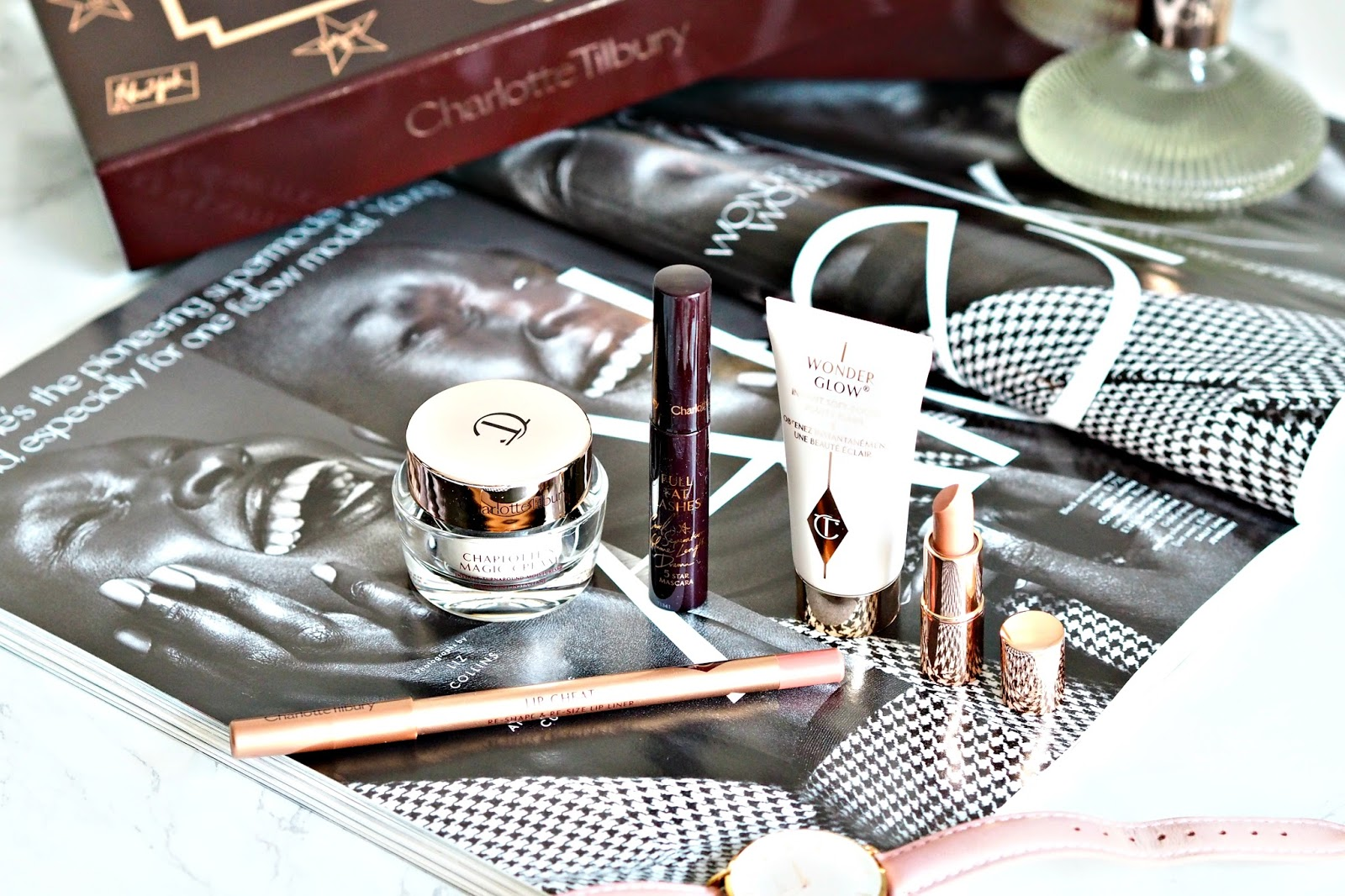 Charlotte Tilbury Beauty Icons Christmas gift set