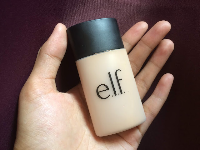 Elf Acne Figting Foundation Review