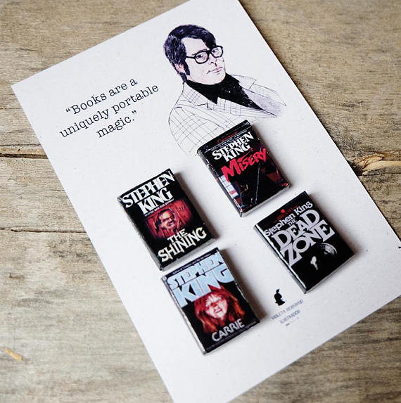 Stephen King magnets